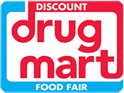 Discount Drug Mart Walk-In Care Logo