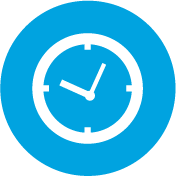 Express Care Clock Icon