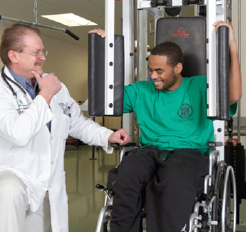 Physical Medicine and Rehabilitation Patient Care