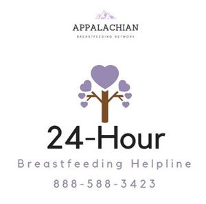 24-Hour Breastfeeding Helpline