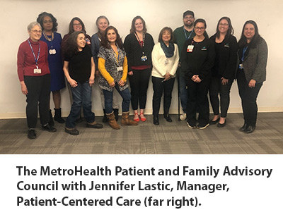 MetroHealth Patient and Family Advisory Council