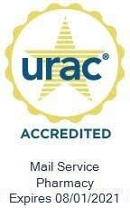 URAC Mail Service Pharmacy
