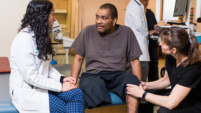 Patient Care at the MetroHealth Rehabilitation Institute
