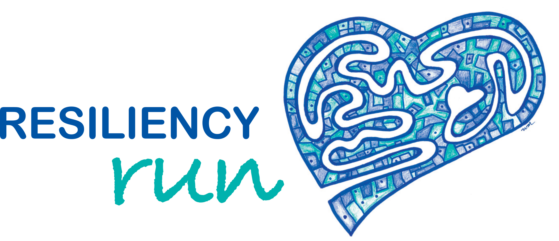 Resiliency Run Logo